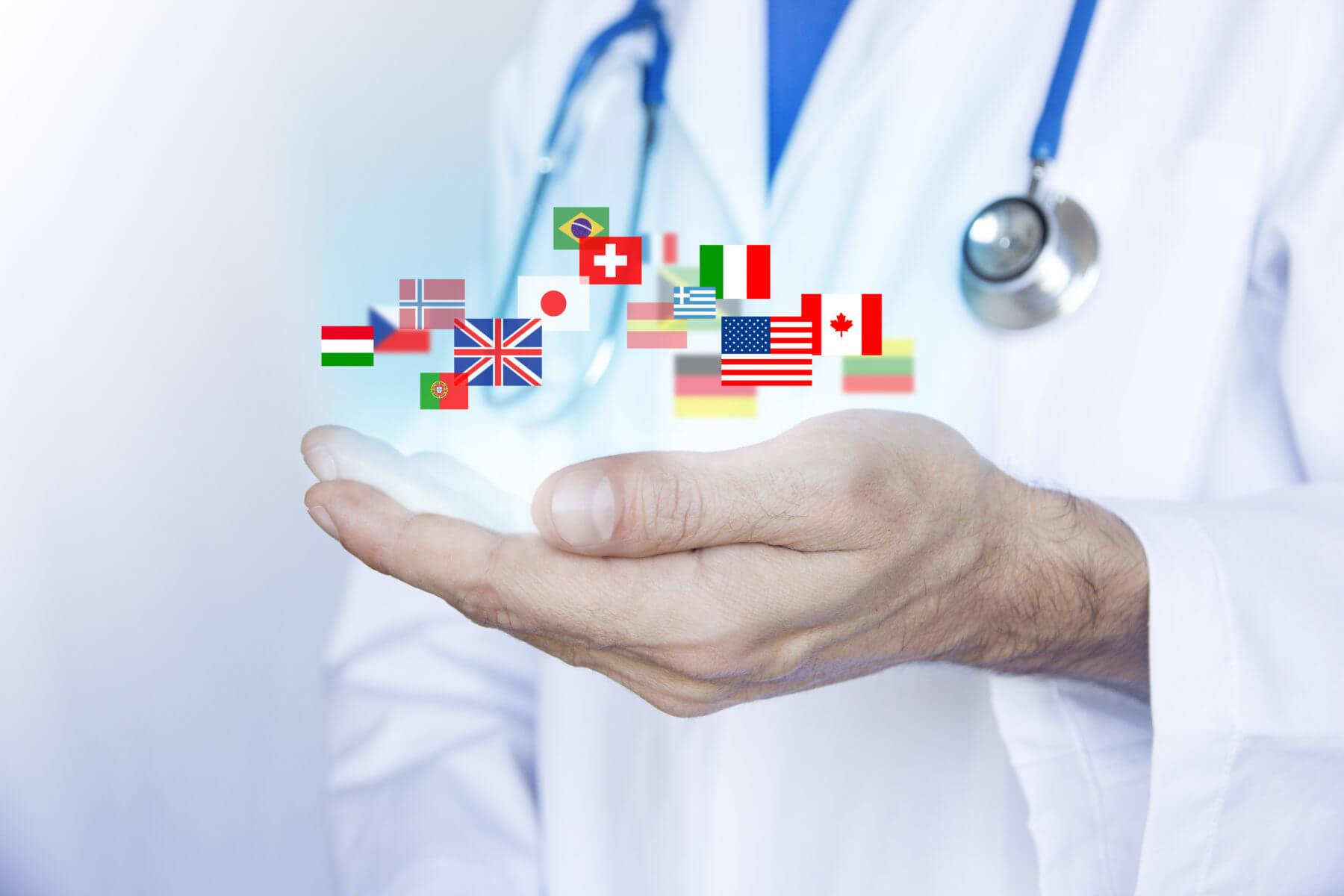 international doctors